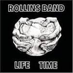 Rollins Band - Life Time lp (Dischord)