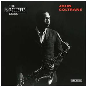 "John Coltrane - The Roulette Sides 10"" (Stateside)"
