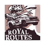 "Royal Routes - Toxic 7"" (Yakisakana Records)"