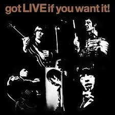 "Rolling Stones - Got Live If You Want it 7"" (Abkco)"