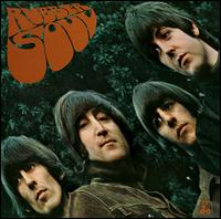 Beatles - Rubber Soul lp (EMI/APPLE)