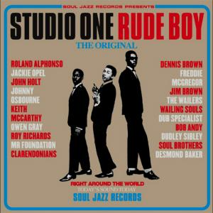 Studio One Rude Boy dbl lp (Soul Jazz Records)