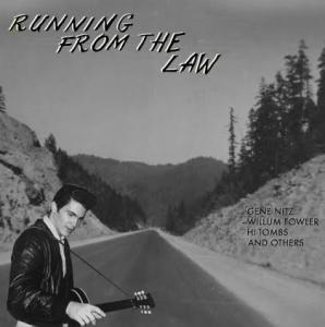Running From The Law lp (Mississippi)