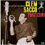 Clem Sacco - Twisted!!! lp (Hate Records ITALY)