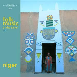 Folk Music of the Sahel Vol 1 Niger dbl lp (Sublime Freq)