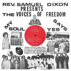 Rev. Sam Dixon - My Soul Says Yes lp (Asherah)