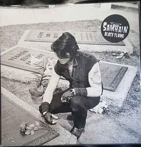 "Samhain - Black Flame lp (""Plan 9"")"