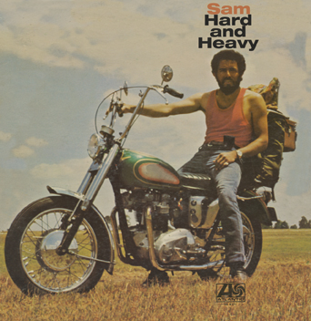 Sam Samudio - Hard and Heavy cd (Real Gone Music)