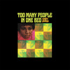 Sandra Phillips - Too Many People In One Bed lp (Alive)