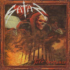 Satan - Life Sentence lp (Listenable Records)