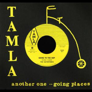 "The Satintones - Going To The Hop 7"" (Third Man/Tamla)"