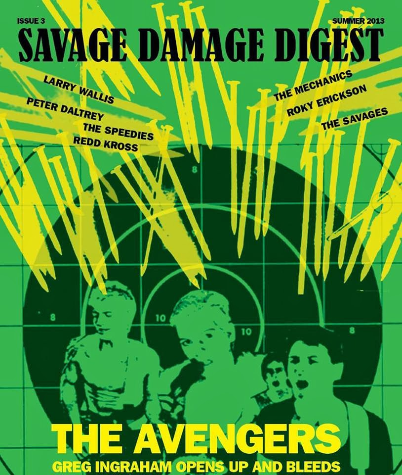 Savage Damage Digest Issue 3