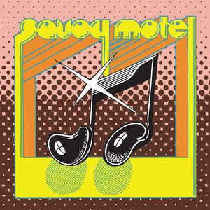 Savoy Motel - s/t lp (What's Your Rupture?)