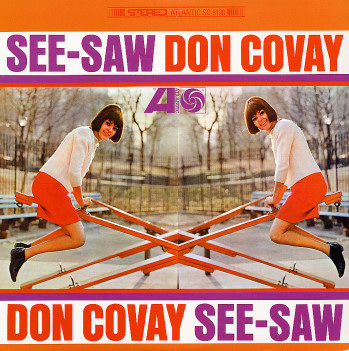 Don Covay - SeeSaw lp (Atlantic/Scorpio)