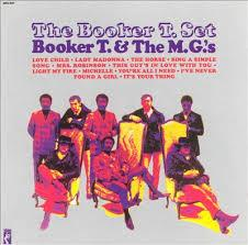 Booker T & the M.G.s - The Booker T Set lp (Stax/Concord)