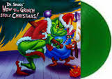Dr. Seuss' How The Grinch Stole Christmas lp (Watertower)