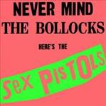 Sex Pistols - Never Mind The Bollocks lp (Rhino / WB)