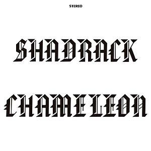 Shadrack Chameleon - s/t lp (Out-Sider)