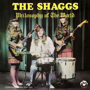 The Shaggs - Philosophy Of The World LP (LITA)