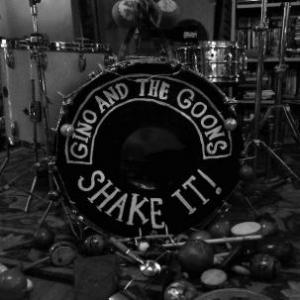 Gino And The Goons - Shake it! cassette (Black Gladiator)