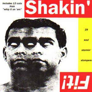 Shakin' Fit - Various Movers + Shakers cd (Candy)