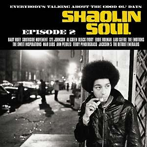 Shaolin Soul Episode 2 dbl lp + cd (Import Label)