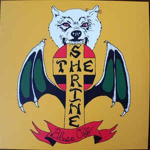 The Shrine - Bless Off LP (Tee Pee)