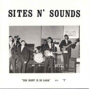 "Sites N' Sounds - The Night Is So Dark 7"" (Black Gladiator)"