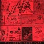 Slayer - Till Death Do Us Part lp (Not On Label)