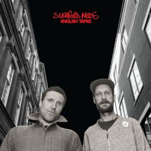 Sleaford Mods - English Tapas lp (Rough Trade)