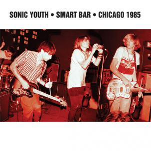 Sonic Youth - Smart Bar Chicago 1985 dbl lp (Goofin')