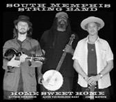 South Memphis String Band - Home Sweet Home lp (Memphis Int'l)