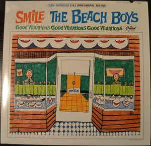 Beach Boys - The Smile Sessions Dbl LP (Capitol EMI)