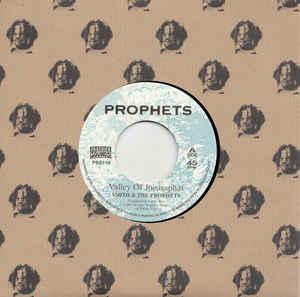 "Smith & the Prophets - Valley of Joesaphat 7"" (Pressure Sounds)"