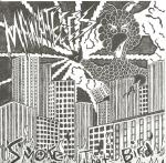 "Manateees - Smoke That Bird 7"" (JKSHK)"