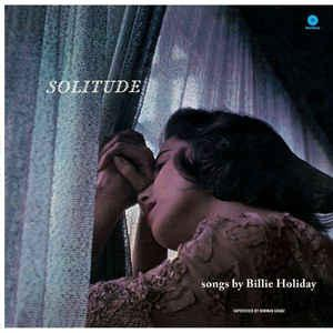 Billie Holiday - Solitude lp (Waxtime)