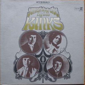 Kinks - Something Else By the Kinks lp (Sanctuary/BMG)