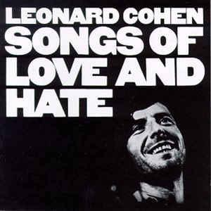 Leonard Cohen - Songs Of Love and Hate lp (Columbia Legacy)