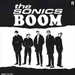Sonics - Boom cd (Big Beat UK)