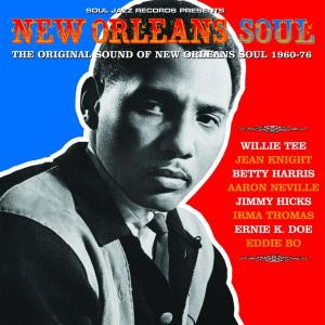 New Orleans Soul - Original Sound of dbl lp (Soul Jazz Records)
