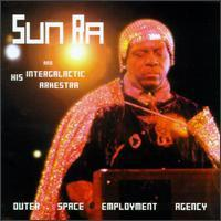 Sun Ra - Outer Space Employment Agency lp (Total Energy)