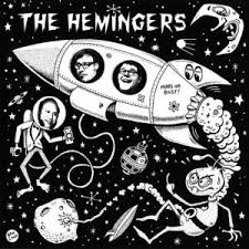"Hemingers - (do tha) Diggy 7"" spaceship cover (Goodbye Boozy)"