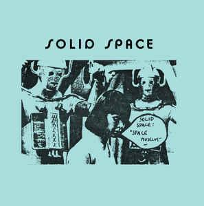 Solid Space - Space Museum lp (Dark Entries)