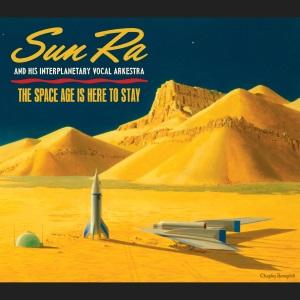 Sun Ra - The Space Age Is Here To Stay dbl lp (Modern Harmonic)