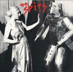Spits - s/t (3rd - Robot Cover) lp (Slovenly)