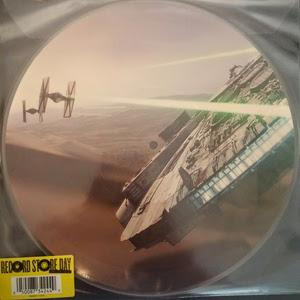 "John Williams - March of The Resistance 10"" (Disney)"