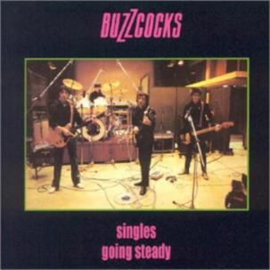 Buzzcocks - Singles Going Steady lp (Parlophone MOV)