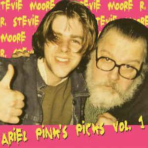 R. Stevie Moore - Ariel Pink's Picks - Vol 1 lp (Personal Injury