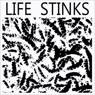 "Life Stinks - Shadow On the Wall 7"" (Total Punk)"
