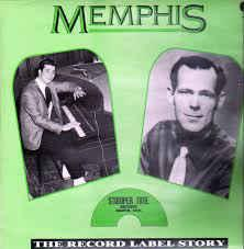 Memphis: The Stomper Time Record Label Story lp (White Label)